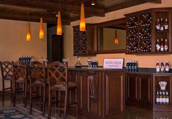 Kingsport, TN: Reedy Creek Winery - Tasting Room