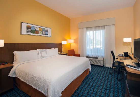 Tifton, جورجيا: King Guest Room