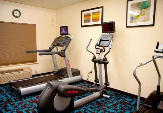 Salida, Californien: Fitness Center
