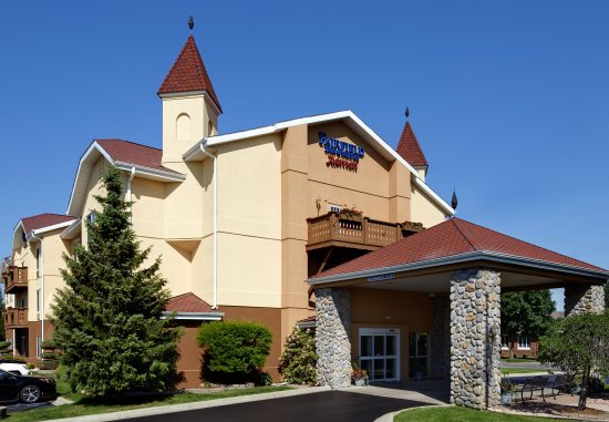 Fairfield Inn & Suites by Marriott Frankenmuth: Exterior