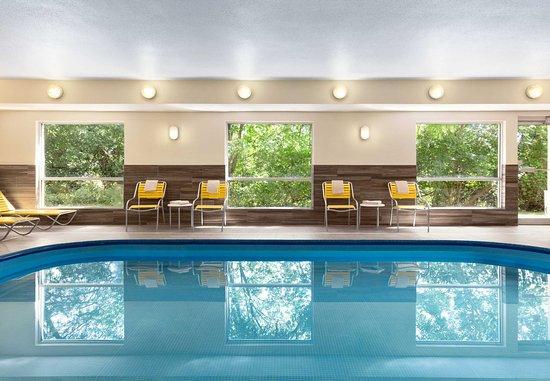Racine, WI: Indoor Pool - Deck
