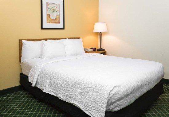 Kokomo, IN: Queen Guest Room