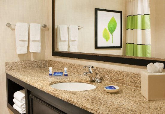 Fairfield Inn by Marriott Bangor: Guest Bathroom