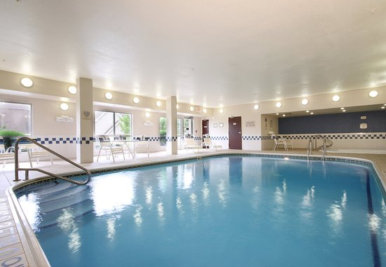 Fairfield Inn Scranton: Indoor Pool