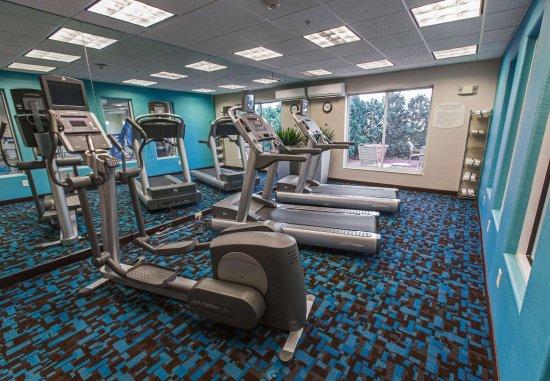 Fairfield Inn & Suites Toledo North : Fitness Center