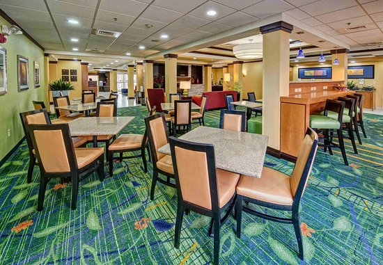 Murfreesboro, TN: Breakfast Seating Area