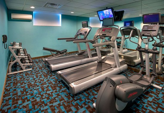 Fairfield Inn New York LaGuardia Airport/Astoria: Fitness Center