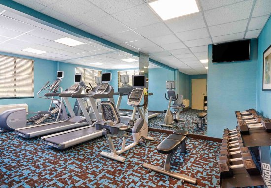 Fairfield Inn & Suites Chicago Lombard: Fitness Center