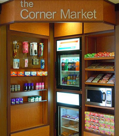 Ukiah, Kalifornia: The Corner Market