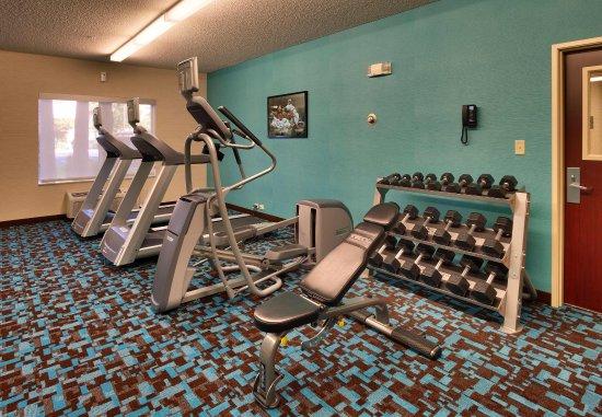 Fairfield Inn & Suites Yuma: Fitness Center