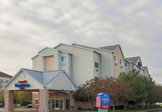 Fairfield Inn Erie Millcreek Mall: Exterior