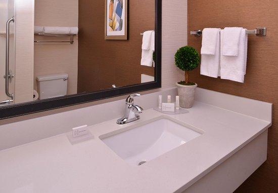 Anderson, ساوث كارولينا: Guest Bathroom