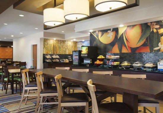 Mendota Heights, MN: Breakfast Seating Area