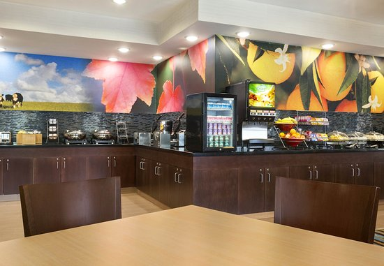 Mendota Heights, MN: Breakfast Buffet