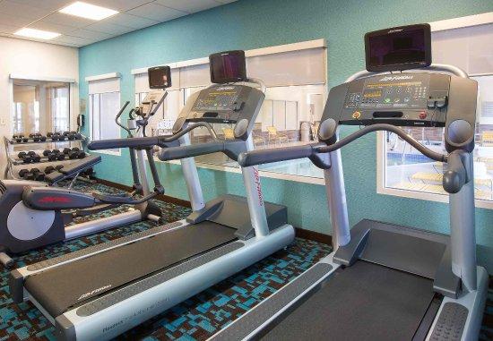 Fairfield Inn & Suites Columbus OSU: Fitness Center