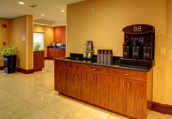Fletcher, Carolina del Norte: Coffee Station