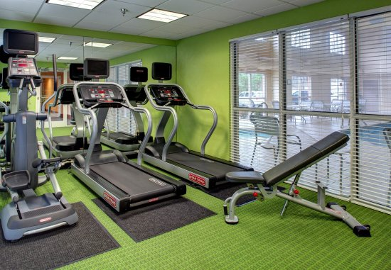 Fletcher, Kuzey Carolina: Fitness Center - Cardio