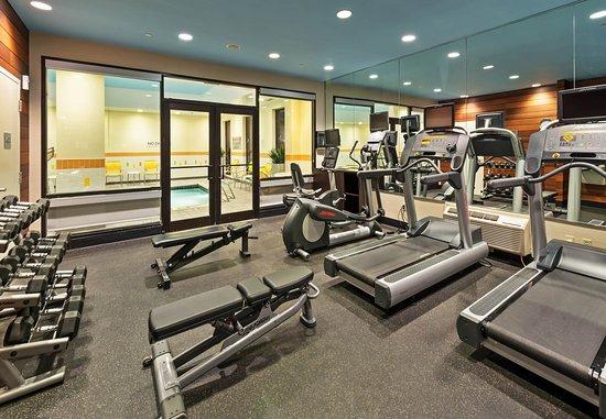 Fairfield Inn & Suites Denver Cherry Creek : Fitness Center