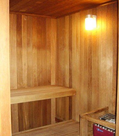 แฮซเลตัน, เพนซิลเวเนีย: Sauna