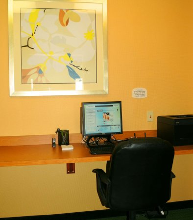 Spearfish, SD: Business Center