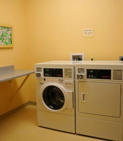 Spearfish, Güney Dakota: Guest Laundry