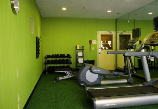 Spearfish, Güney Dakota: Fitness Center