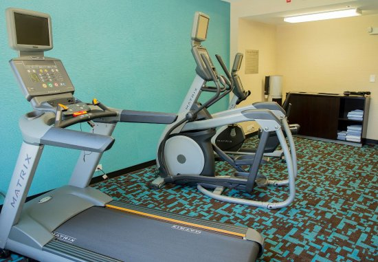 Fairfield Inn Lumberton: Fitness Center
