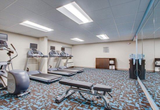 Williston, VT: Fitness Center - Cardio Equipment