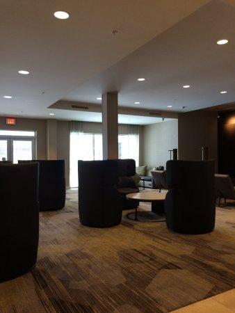 Clifton Park, Νέα Υόρκη: nice lounge area