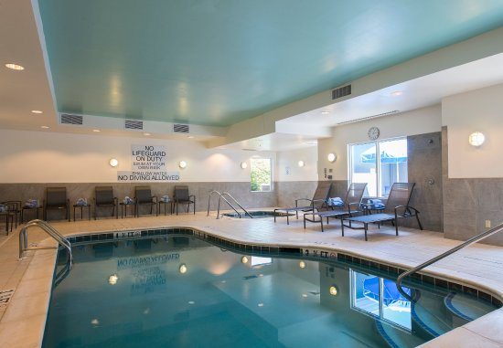 Greenwood, Carolina del Sur: Indoor Pool