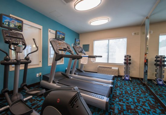 Greenwood, Carolina del Sur: Fitness Center