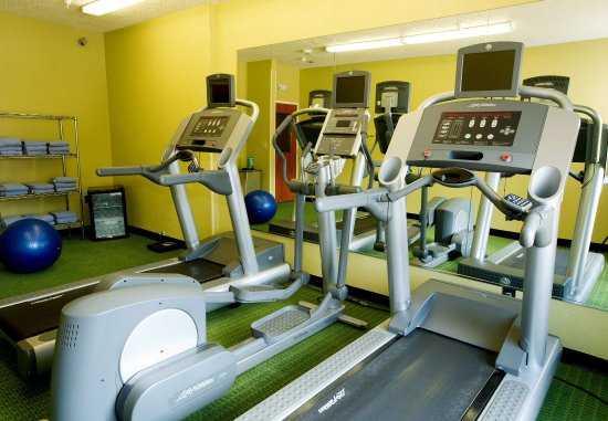Fairfield Inn & Suites Dallas DFW Airport North/Irving: Fitness Center