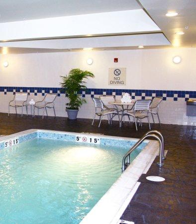 Austintown, Οχάιο: Indoor Pool