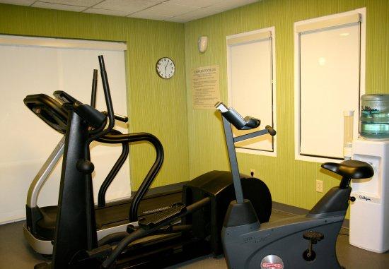 Austintown, Οχάιο: Exercise Room