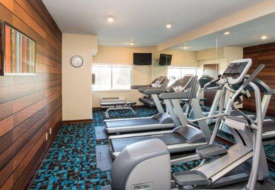 Fairfield Inn & Suites Cheyenne: Fitness Center