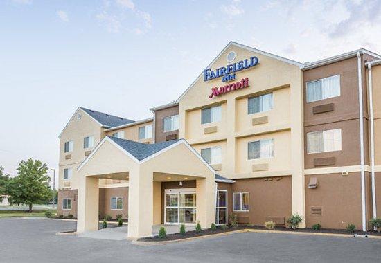 Fairfield Inn & Suites Kansas City Lee's Summit: Exterior