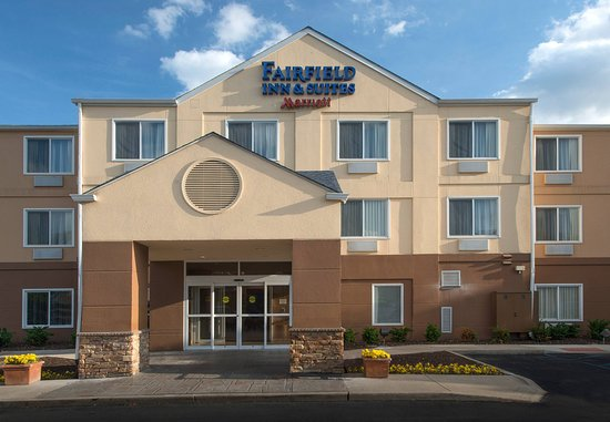 Fairfield Inn & Suites Indianapolis Airport