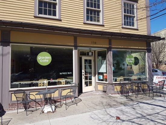 Cold Spring, Nova York: Garden Cafe entrance