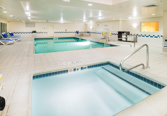 Burley, ID: Indoor Pool