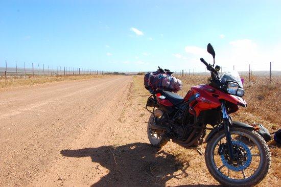Bloubergstrand, South Africa: Go to Agulhas Cape