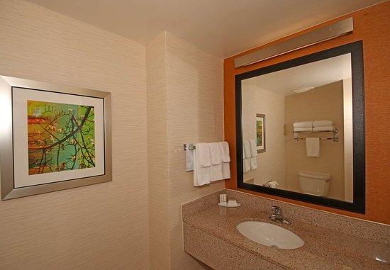 Aiken, Carolina del Sur: Suite Bathroom