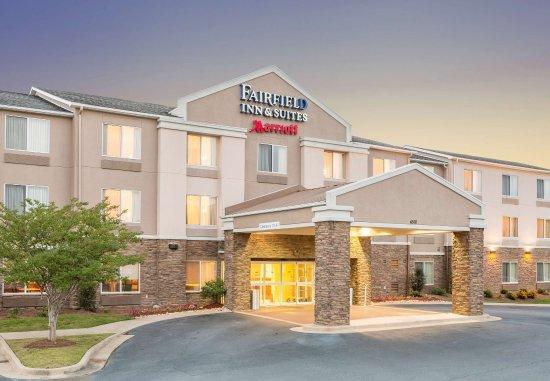 Fairfield Inn & Suites Columbus: Exterior