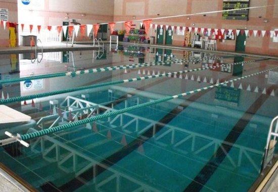 Hinesville, Georgien: YMCA Lap Pool