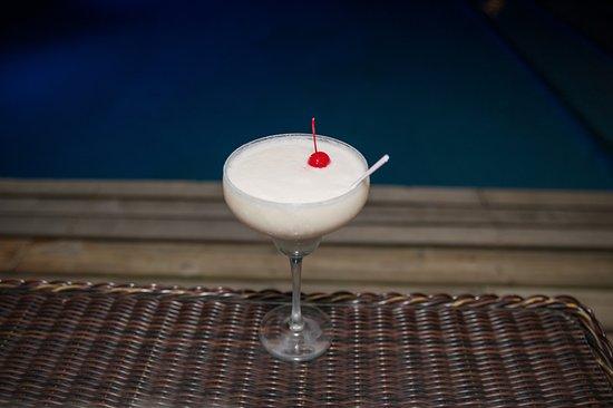Petite Calivigny, Grenada: Cocktail