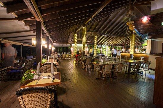 Petite Calivigny, Grenada: restaurant