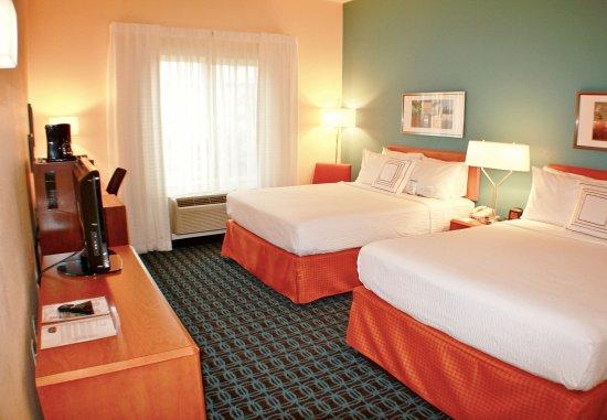 Yakima, Вашингтон: Queen/Queen Guest Room