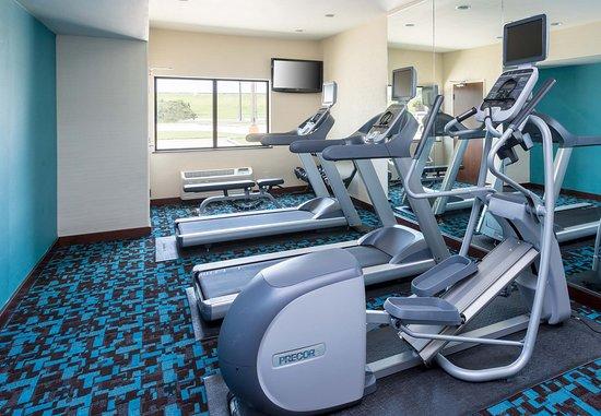 Fairfield Inn & Suites Victoria: Fitness Center