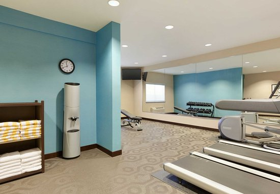 Fairfield Inn & Suites Colorado Springs Air Force Academy: Fitness Center