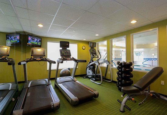 Marion, IL: Fitness Center