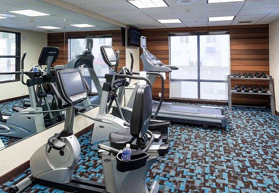 Fairfield Inn & Suites Anchorage Midtown: Fitness Center